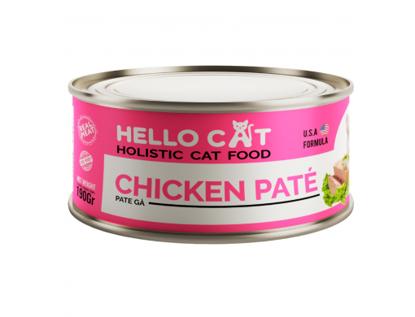 Ảnh của Hello Cat Chicken Pate 190g